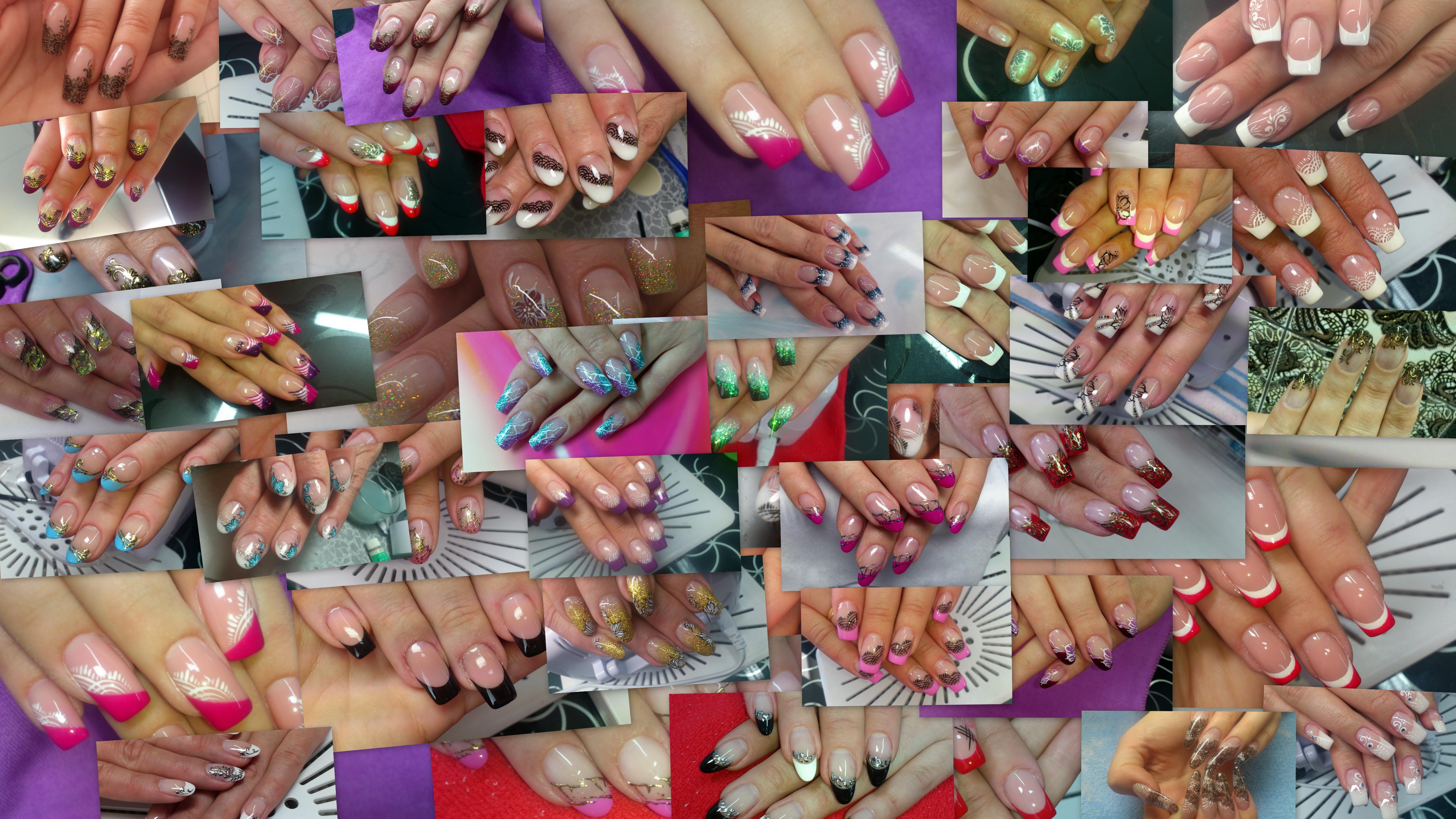 Текстон дизайны ногтей фото